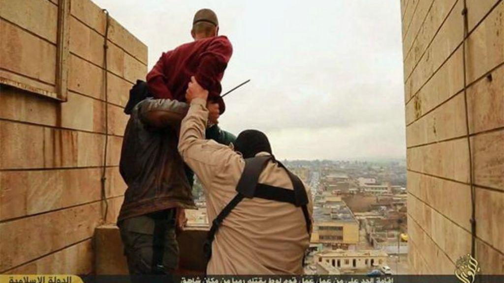 Iraquiano gay relata como escapou de ser atirado de prédio pelo 'EI ...