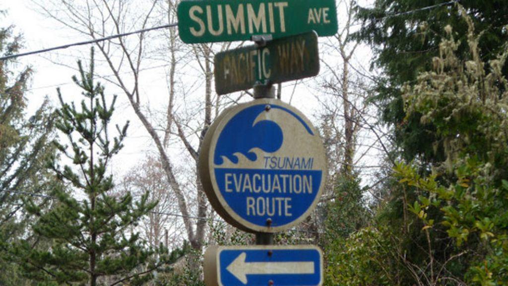 Falha geológica ameaça provocar grande terremoto e tsunami nos ...