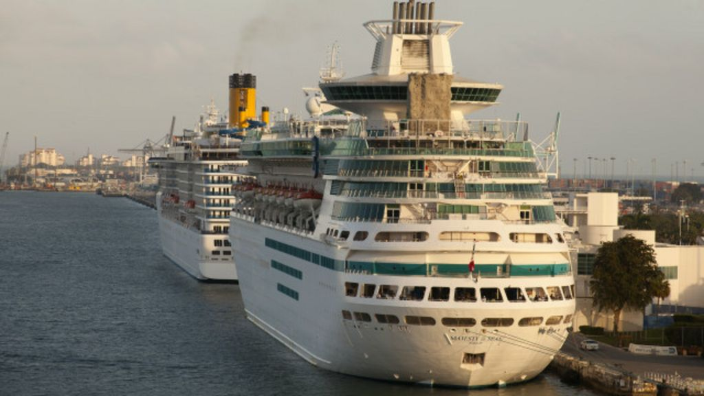 Brasileiros usam cruzeiros para tentar migrar para os EUA - BBC ...