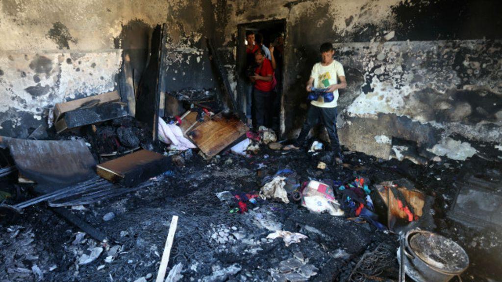 Incêndio criminoso mata bebê palestino e gera temor de nova onda ...