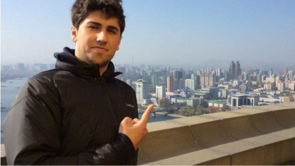diz estudante ocidental em universidade da Coreia do Norte