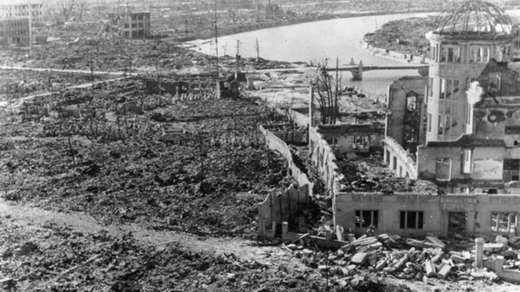 nuclear droppings on hiroshima and nagasaki essay The world war i saw the deployment of chemical weapons on a massive scale for the first time the horror of millions of dead soldiers, in trenches and on battlefields, shocked nations into signing, in 1925, the geneva protocol pledging to refrain from the use of chemical and biological weapons in future.