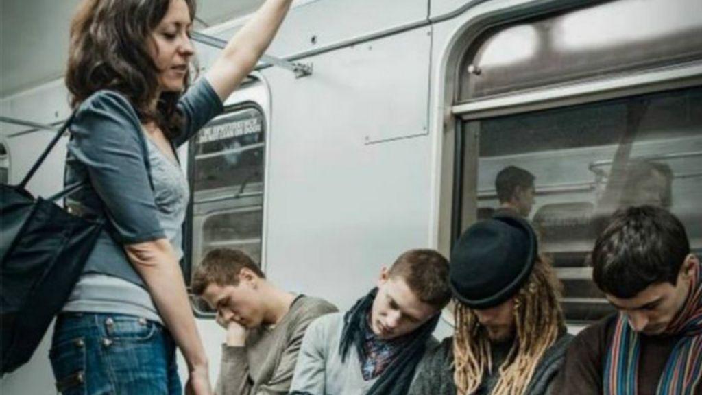 Campanha de 'boas maneiras' em transporte público gera polêmica ...