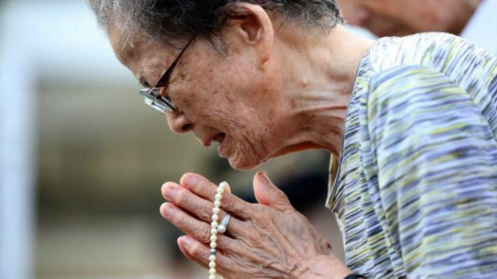 Sobreviventes de Hiroshima e Nagasaki lutam contra energia ...