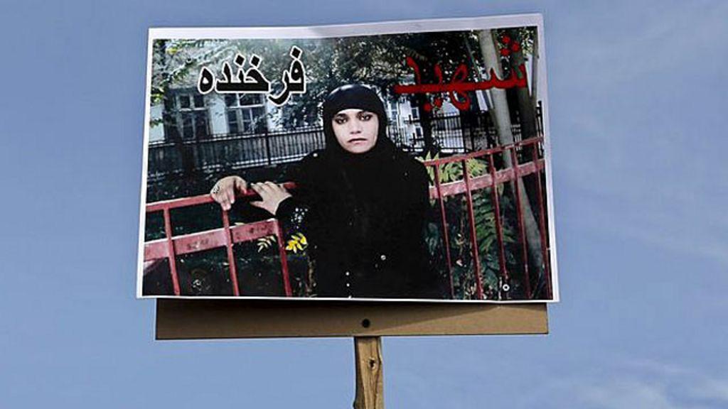 A história da mulher brutalmente morta que virou mártir no ...
