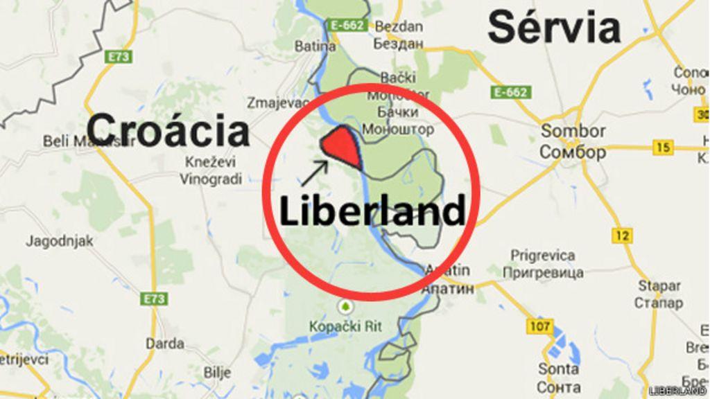 Tcheco funda 'país livre' em terra de ninguém na Europa - BBC Brasil