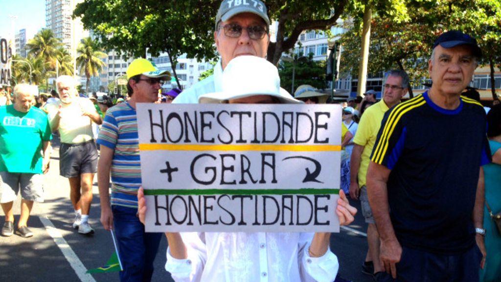 Da avenida Paulista a Miami, os protestos antigoverno em 12 frases ...