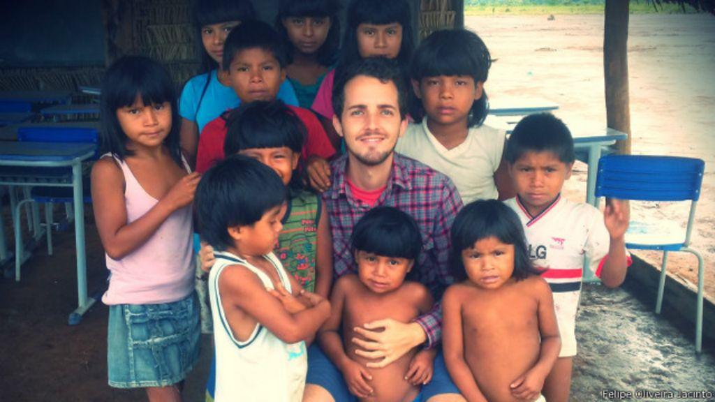 Professor lista três lições que aprendeu em aldeia xavante - BBC ...