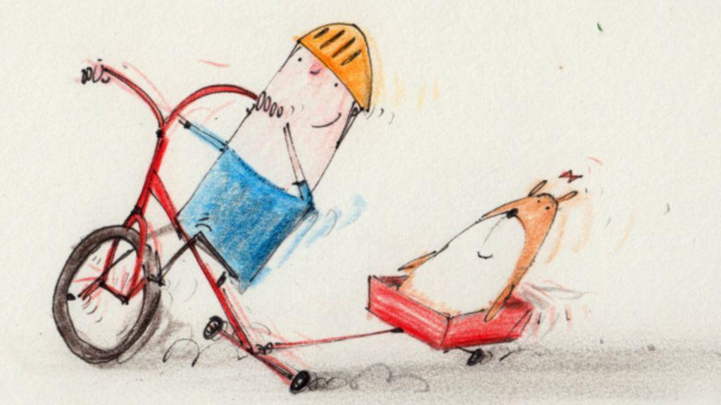 Inspirada por mudança do pai, escritora cria livro infantil de ursinho ...