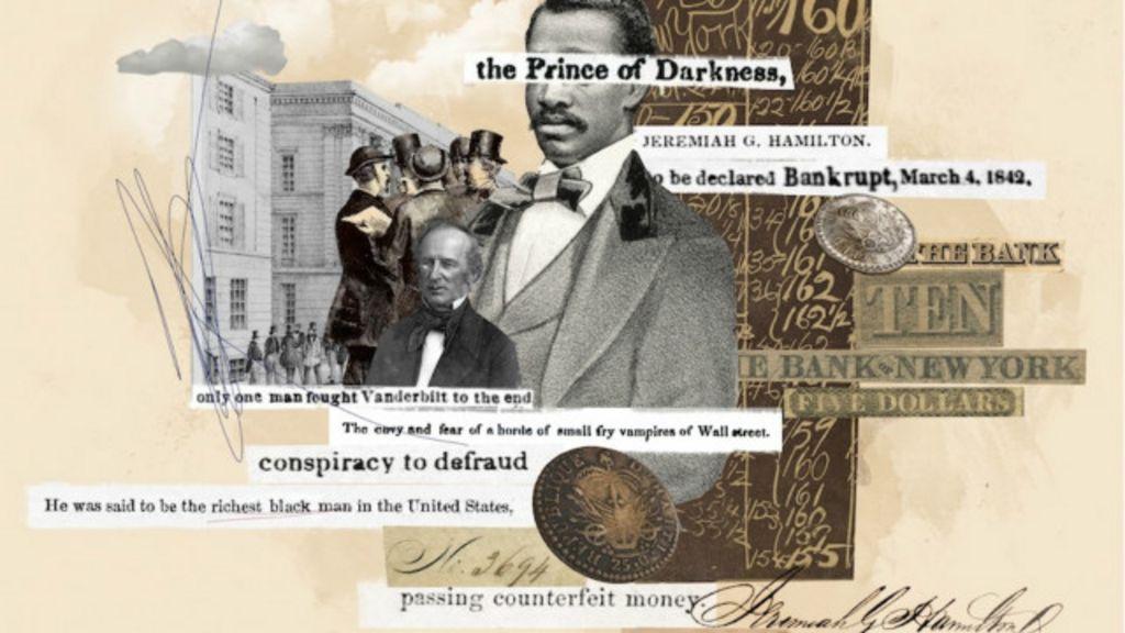 O milionário negro que a história dos EUA esqueceu - BBC Brasil