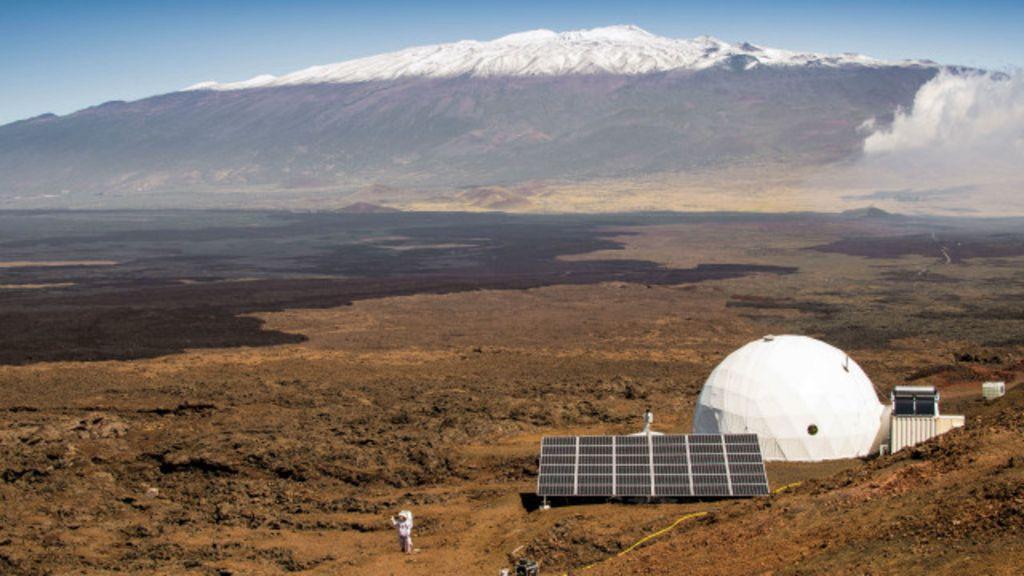 Equipe da Nasa viverá isolada por um ano para simular vida em Marte