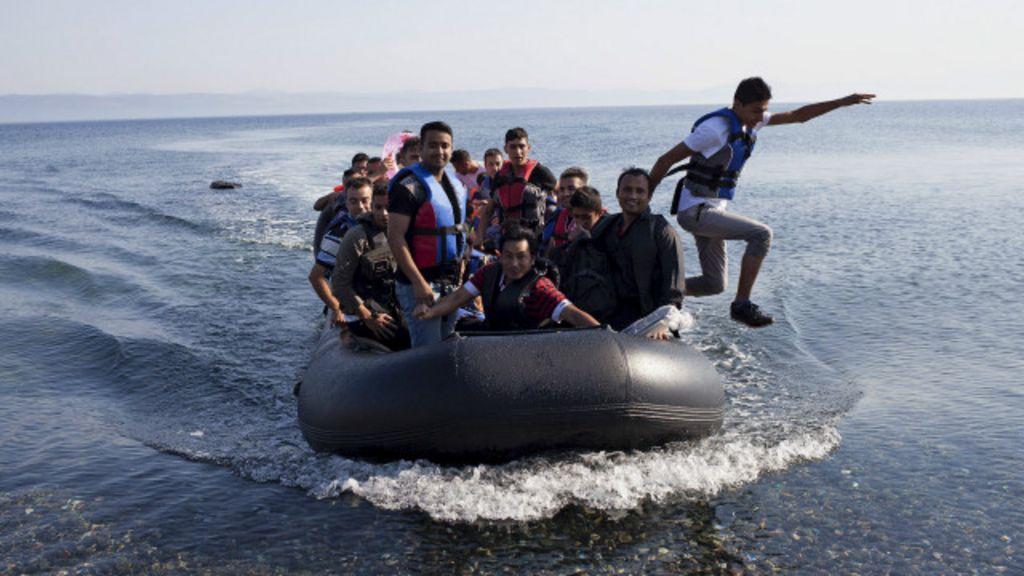 'Espetáculo de cadáveres em praias europeias' era previsto, diz ...