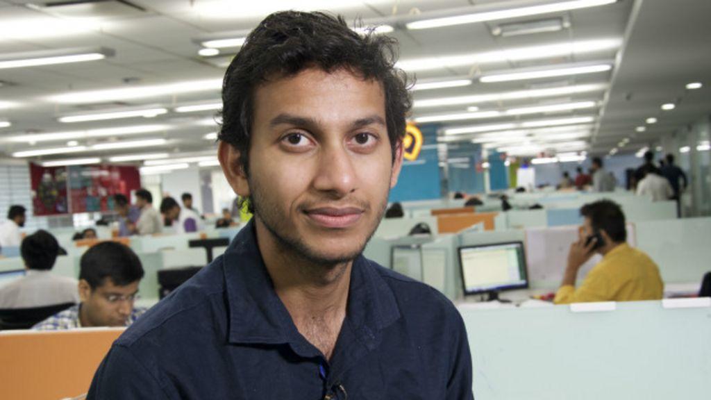Indiano de 21 anos cria império de hotéis após ficar sem teto por ...