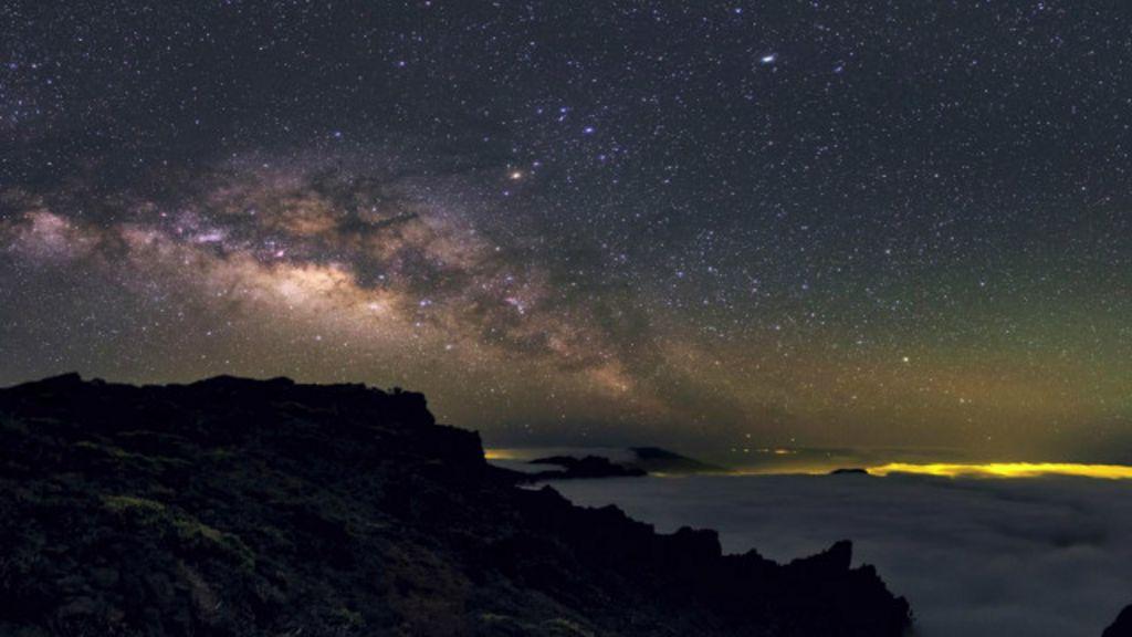 Os 10 mais belos céus estrelados que se pode ver da Terra - BBC ...
