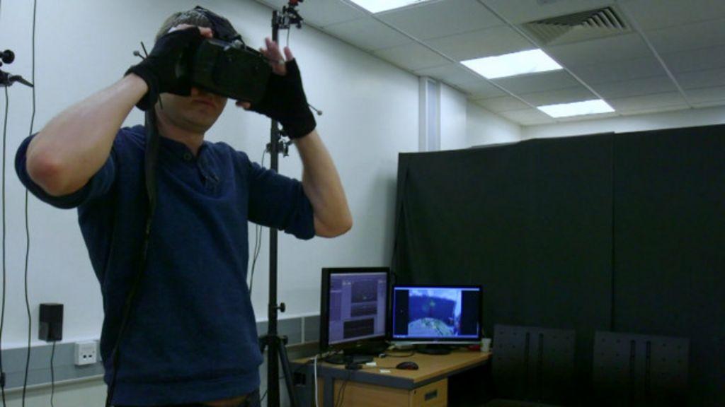Como a realidade virtual pode mudar as ações militares? - BBC Brasil