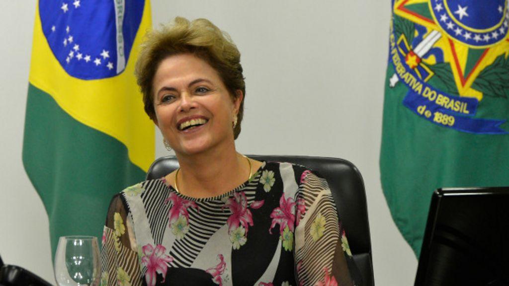'Dilma é linda', diz argentino criador de dieta da presidente - BBC ...