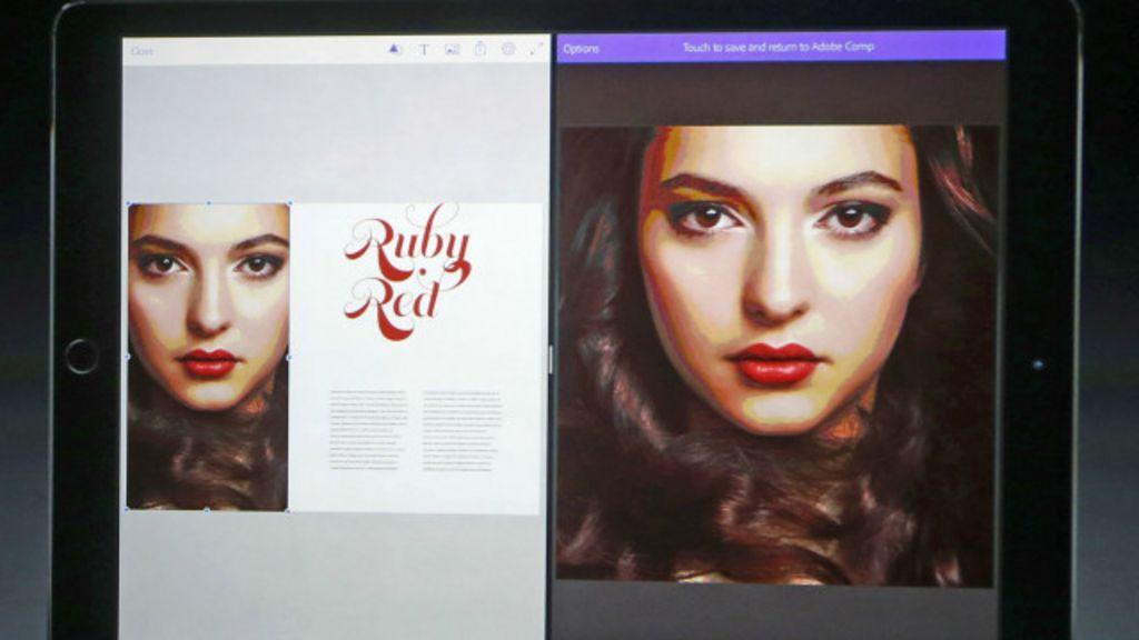 A 'gafe' da Apple ao usar Photoshop para forçar uma mulher a sorrir ...