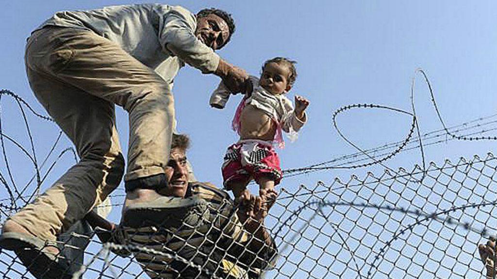 Os países que mais recebem refugiados sírios - BBC Brasil