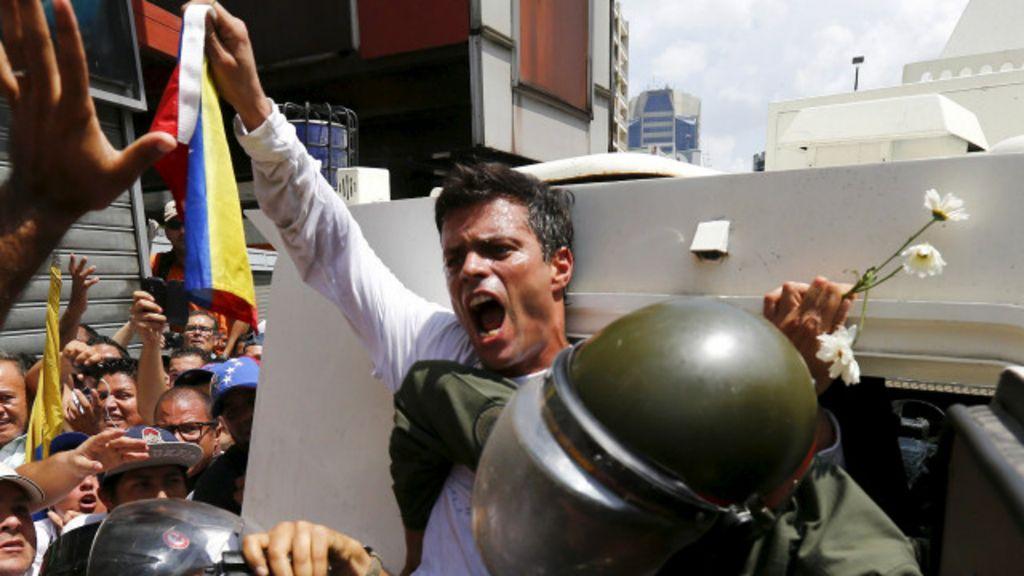 Leopoldo López, o 'líder rebelde' e 'divisivo' da oposição venezuelana