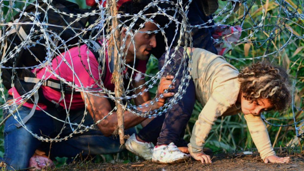 Às vésperas de fechamento, Hungria tem fluxo recorde de imigrantes