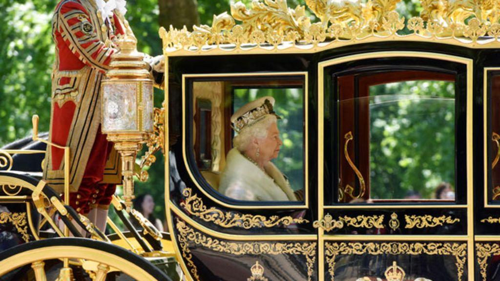 Aprende inglés con el récord de la reina Isabel II - BBC Mundo