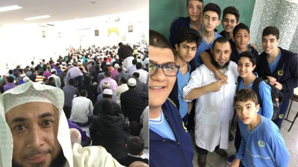 Sheik atrai brasileiros para islamismo com 'zoeira', redes sociais e ...