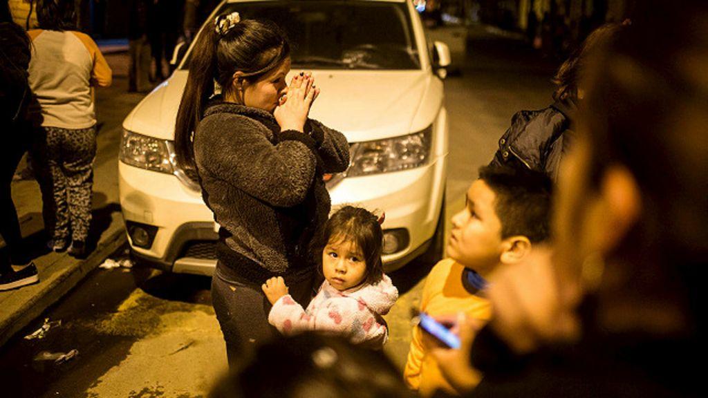 Terremoto deixa mortos no Chile; saiba como a ciência mede um ...