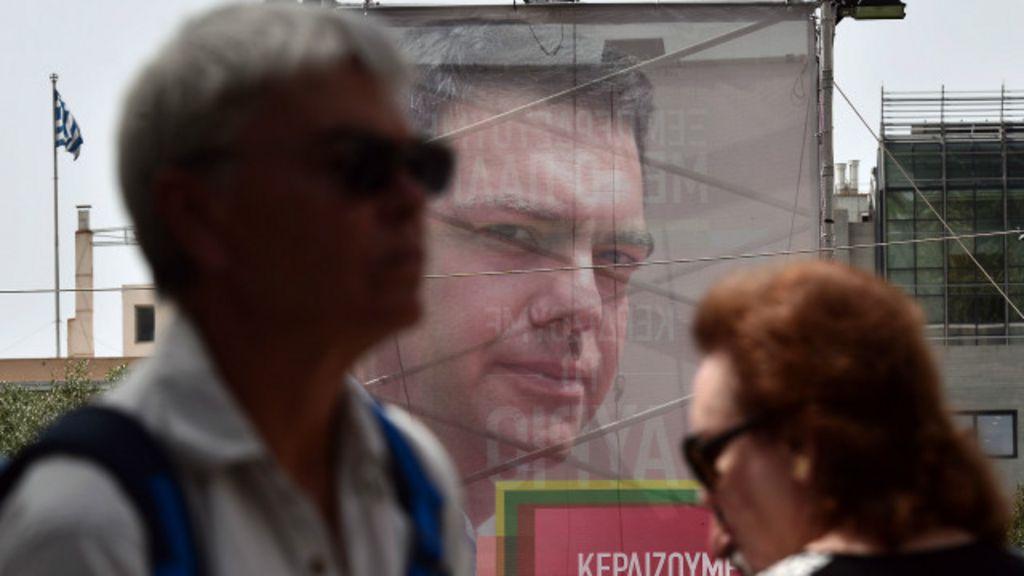 Grécia vai às urnas em desencanto com a política - BBC Brasil