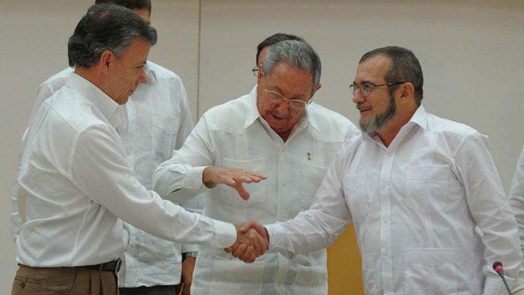Acordo entre Colômbia e Farc pode pôr fim ao mais longo conflito ...