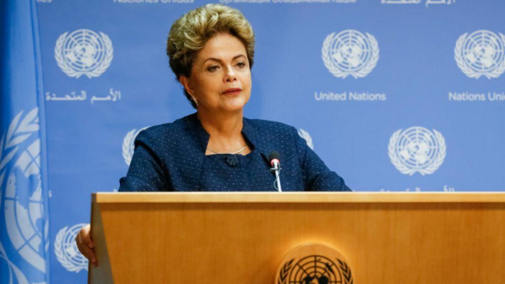 ONGs elogiam metas de Dilma para clima, mas cobram Brasil a ir ...