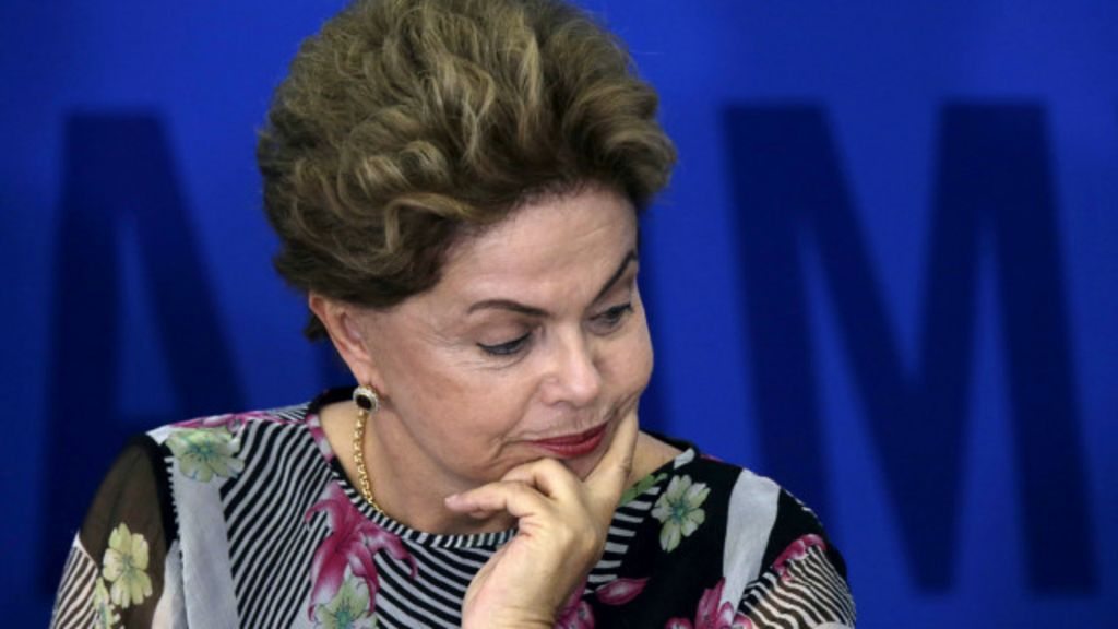 'FT': Impeachment traria risco a reputação do Brasil de erguer ...