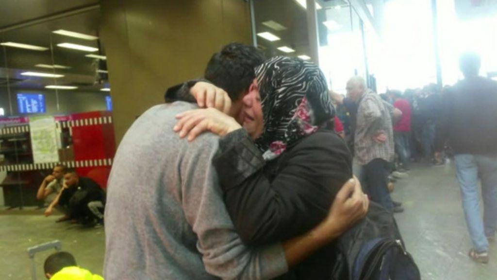 Síria reencontra filho perdido em jornada pela Europa após apelo ...