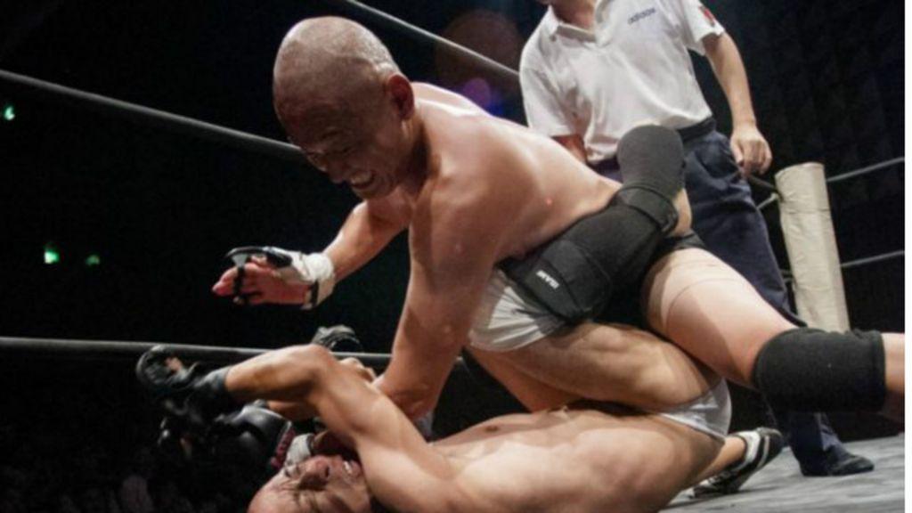 'Clube da luta' busca resgatar autoestima de deficientes no Japão ...