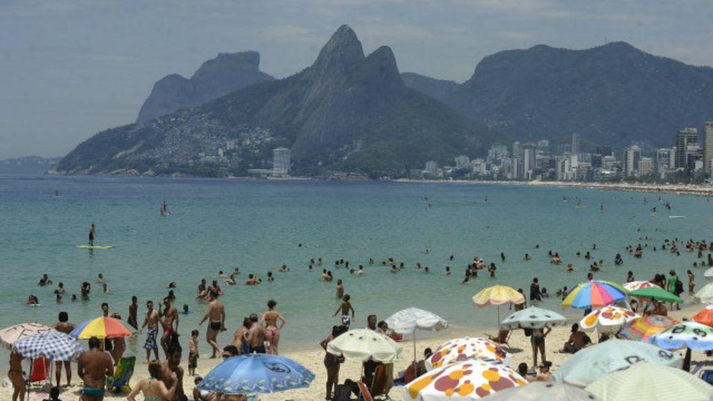Brasil se prepara para um verão de temperaturas extremas - BBC ...