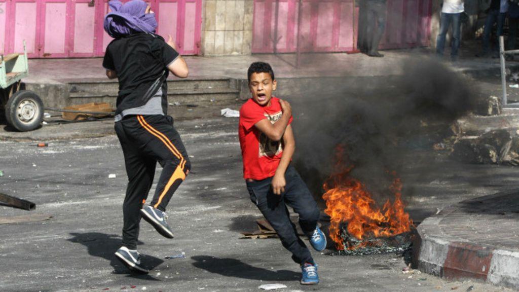 الجيش الاسرائيلي يهدم بيوتا لفلسطينيين في القدس