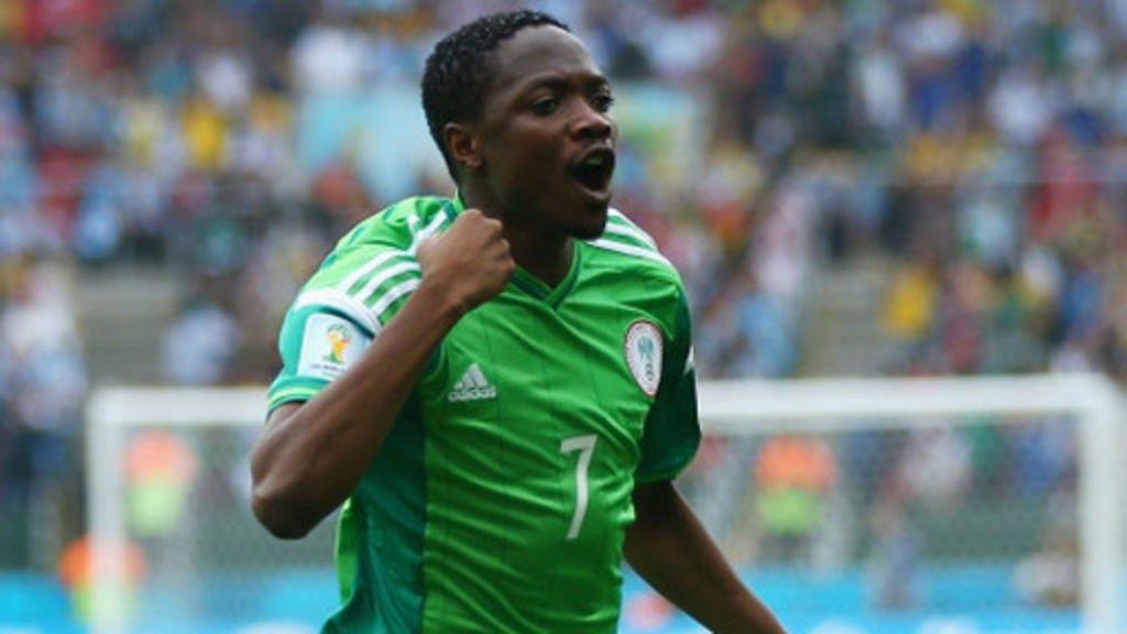Musa ba zai je Leicester City ba - BBC Hausa