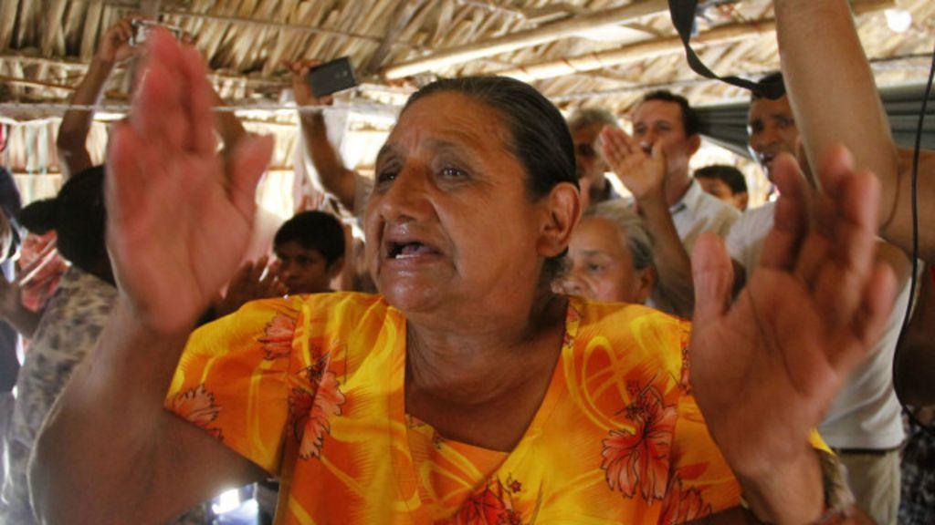 A seita na América Central que espera Jesus e não leva as crianças ...