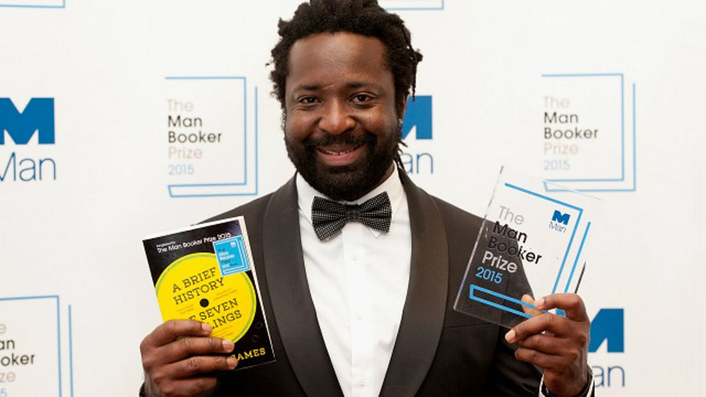 Escritor jamaicano ganha prêmio britânico de literatura - BBC Brasil