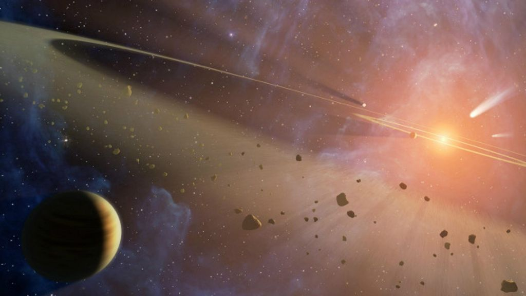 ' Estrela bizarra' de luz incomum intriga cientistas e alimenta ...