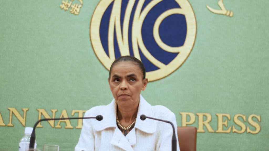 'Não se pode aceitar um pacto de impunidade', diz Marina sobre ...