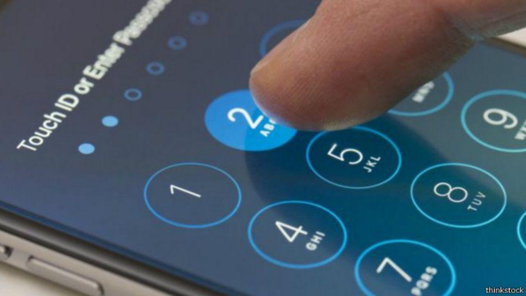 'erro 53' que desabilita o iPhone 6 que passou por conserto 'não