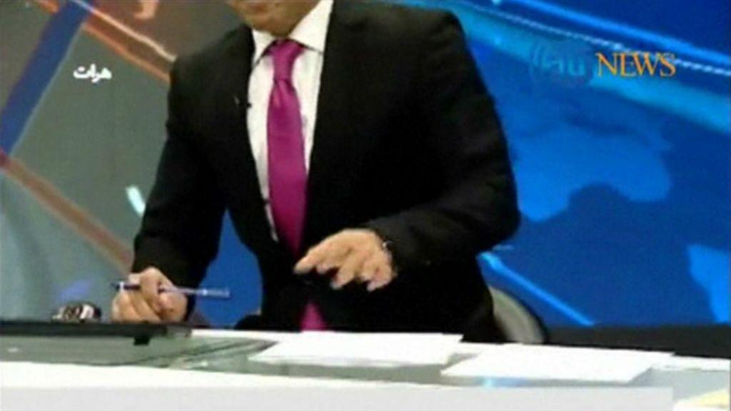 Terremoto obriga âncora de jornal a abandonar transmissão ao vivo ...