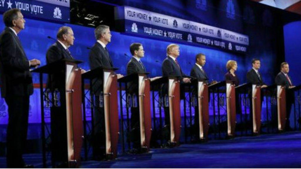 news worldnews election republican presidential debate live
