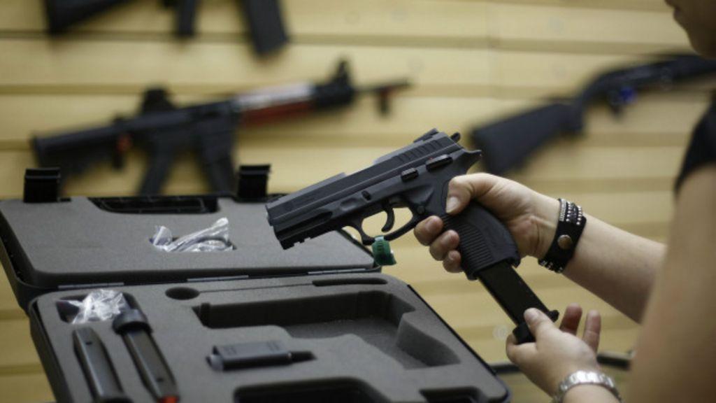 O controle de armas pode salvar vidas?