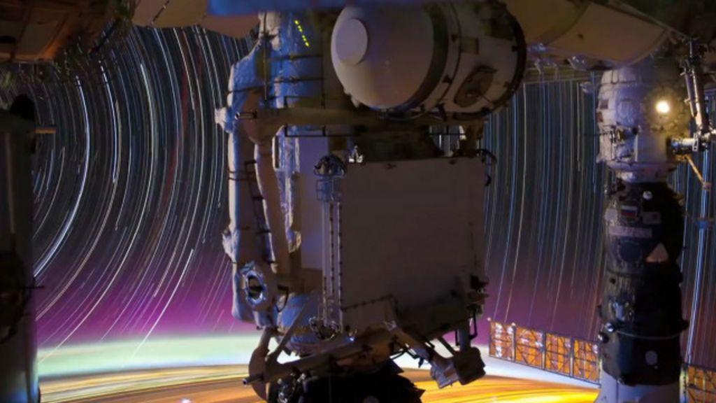 Há pessoas morando na Estação Espacial Internacional há 15 anos ...