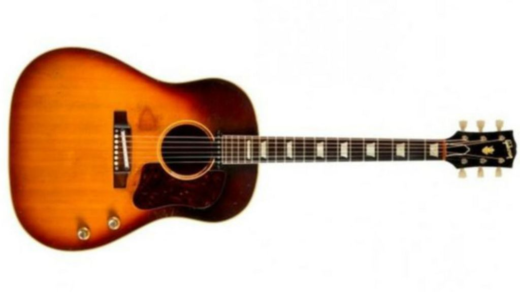 Violão furtado de John Lennon é vendido por mais de R$ 9 milhões ...