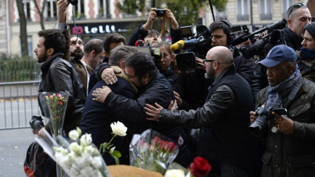 Ataques em Paris: 'Estado Islâmico' assume autoria - BBC Brasil