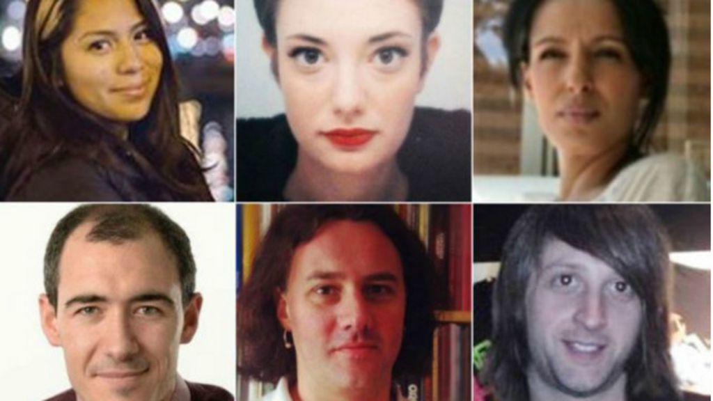 Governo francês identifica todas as 129 vítimas dos ataques - BBC ...