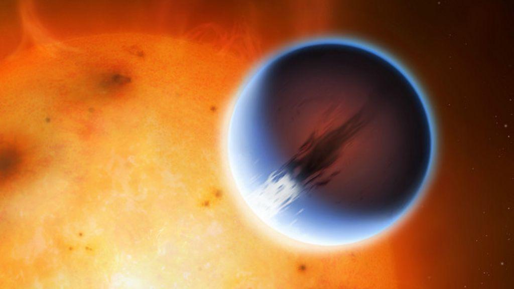 O planeta com ventos mais rápidos que o som (e temperatura de ...