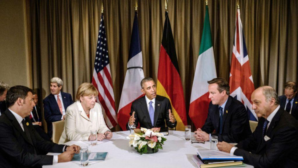 Preocupação com terrorismo ofusca economia e clima em cúpula ...